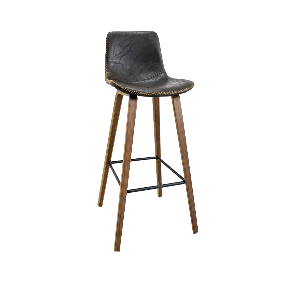 Levy Bar Stool Antique Moorabbin Home Furnishers
