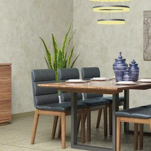 Barwon Dining Setting Black legs 300x300 - Barwon 7 piece Dining Setting Black legs