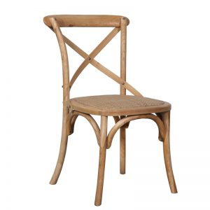 Crossback Dining Chair Natural 1 300x300 - Crossback Dining Chair - Antique