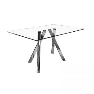 Funky Dining Table 300x300 - Funky 1800 Glass Dining Table