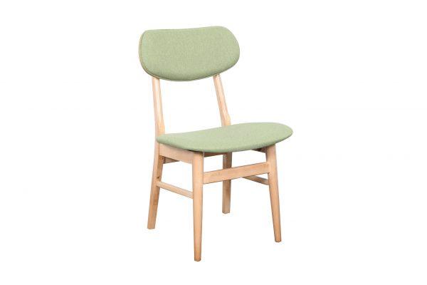 Gangnam Dining Chair Moss 600x400 - Gangnam Dining Chair Natural - Moss