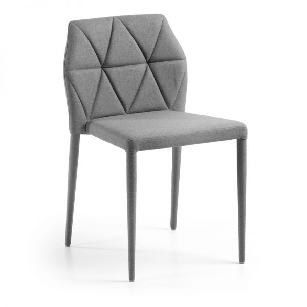 Gravite Dining Chair 1 600x600 - Gravite Dining Chair - Grey