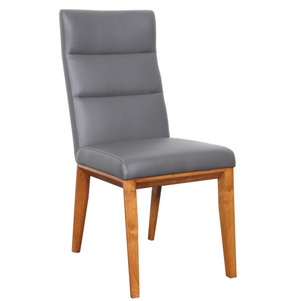 Ibiza Dining Chair Grey 1 600x600 - Ibiza Dining Chair Teak - Grey