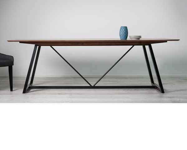 Pascal Dining Table 600x480 - Pascal 1800 Dining Table