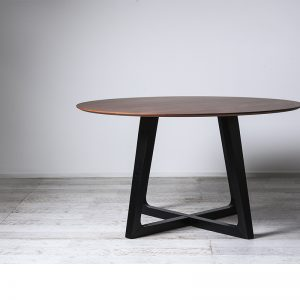 Pascal Round Dining Table 300x300 - Pascal 1370 Round Dining Table