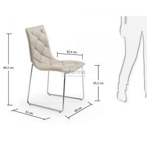 c040u38 3m 1 300x300 - Baxter Dining Chair - Pearl