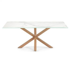 c429k05 3b 300x300 - Arya 2000 Dining Table Ceramic Top - Timber Base