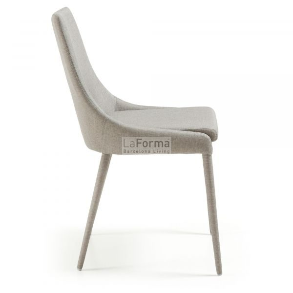 c626j14 3b 600x600 - Dant Dining Chair - Light Grey