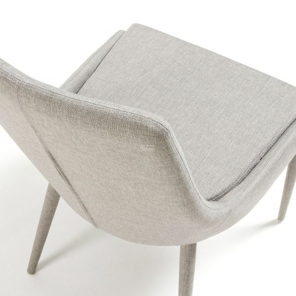 c626j14 3e 600x600 - Dant Dining Chair - Light Grey