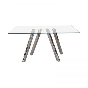 funky1 300x300 - Funky 1800 Glass Dining Table
