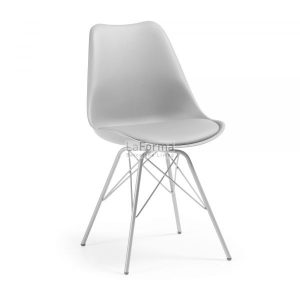 grey 300x300 - Lars Dining Chair Grey