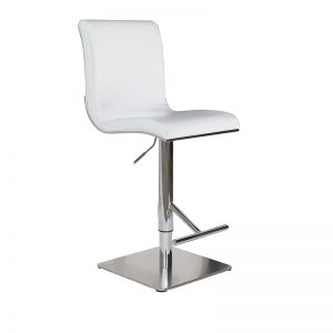 TW Galaxy White 300x300 - Galaxy Bar Stool-White