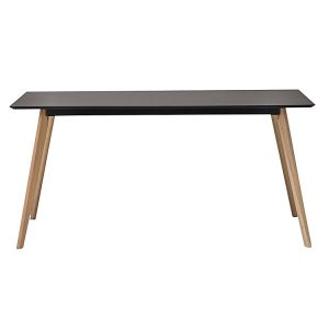 Line  300x300 - Line 1600  Dining Table - Black