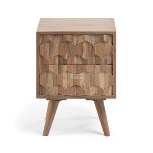 cc0469m43 3b 300x300 - Image 2 Drawer Bedside Table
