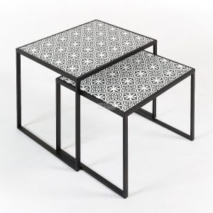 cc0491r01 3c 300x300 - Tropica Nest of 2 tables