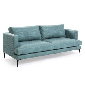 s490cwq06 3a 1 300x300 - Vinny Quilted 3 Seater Sofa - Green