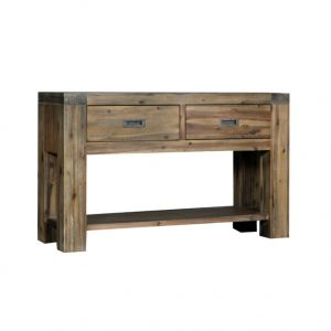 GOLDFIELD 2328 GHT Hall Table 300x300 - Goldfield 2 Drawer Console Table