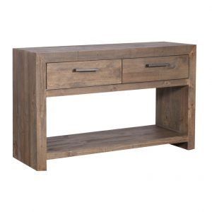 MELROSE 2628 MHT HALL TABLE 300x300 - Melrose 2 Drawer Console Table