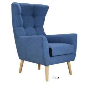 VSO 001 BLU 300x300 - Stockholm Arm Chair - Blue