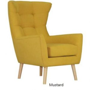VSO 001 MUST 300x300 - Stockholm Arm Chair - Mustard