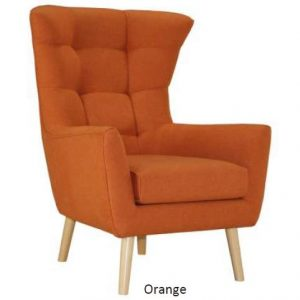 VSO 001 ORG 300x300 - Stockholm Arm Chair - Orange