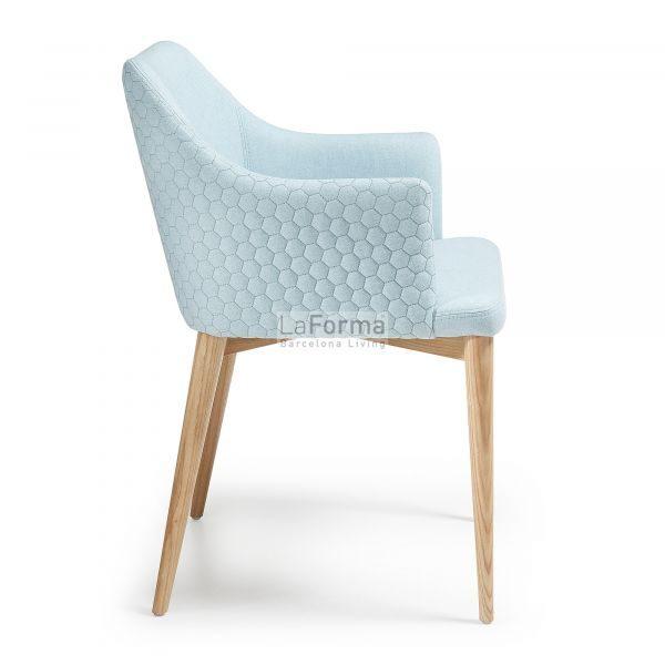 cc0077jq27 3b 600x600 - Danai Quilted Armchair - Blue