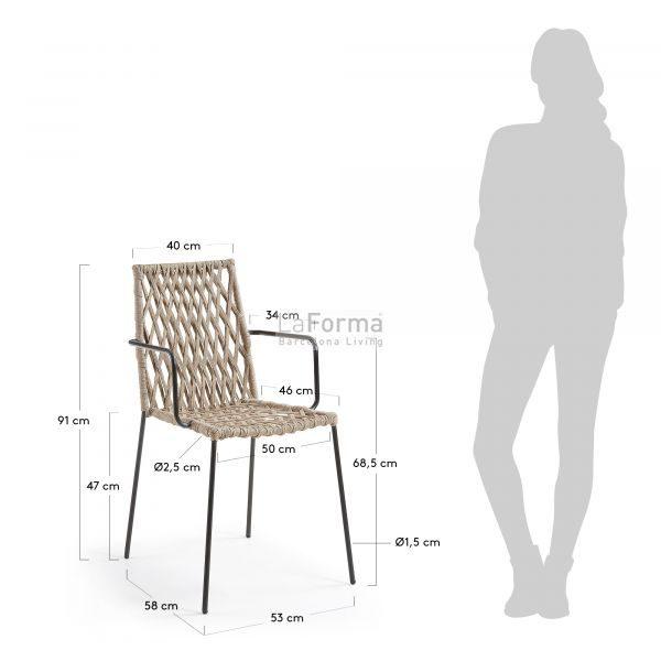 cc0198j12 3m 600x600 - Bettie Dining Chair - Beige