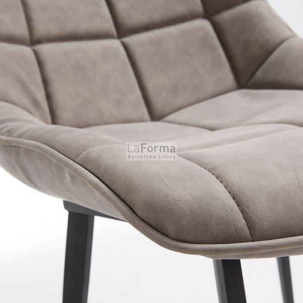 cc0248ue85 3d 600x600 - Adah Dining Chair - Taupe