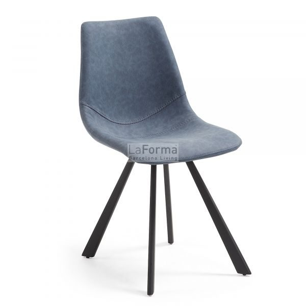 cc0252ue25 3a 600x600 - Andi Dining Chair - Blue