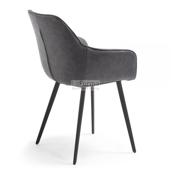 cc0253ue02 3c 600x600 - Aminy Dining Chair - Black