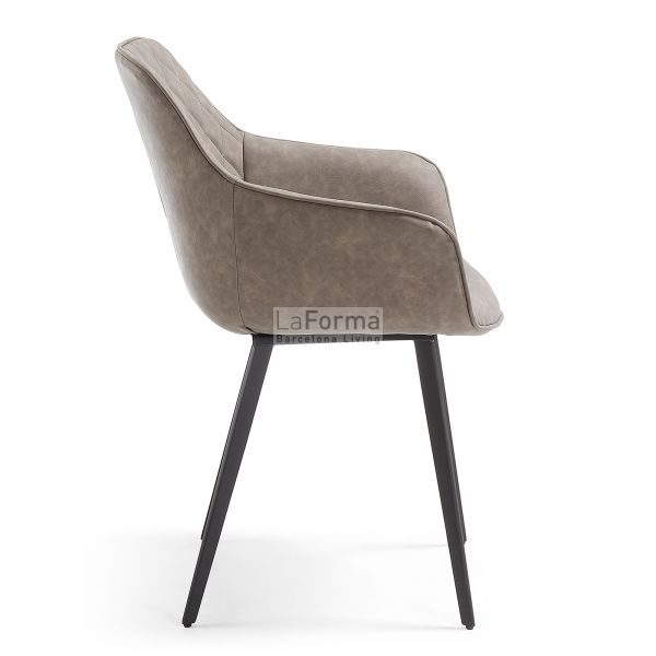 cc0253ue85 3b 600x600 - Aminy Dining Chair - Taupe