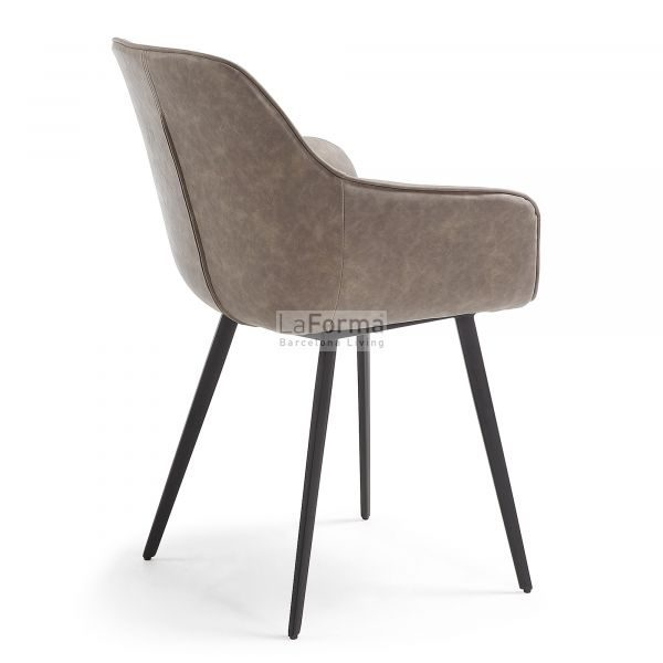 cc0253ue85 3c 600x600 - Aminy Dining Chair - Taupe
