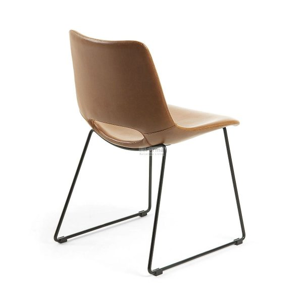 cc0826u10 3c 600x600 - Ziggy Dining Chair - Rust