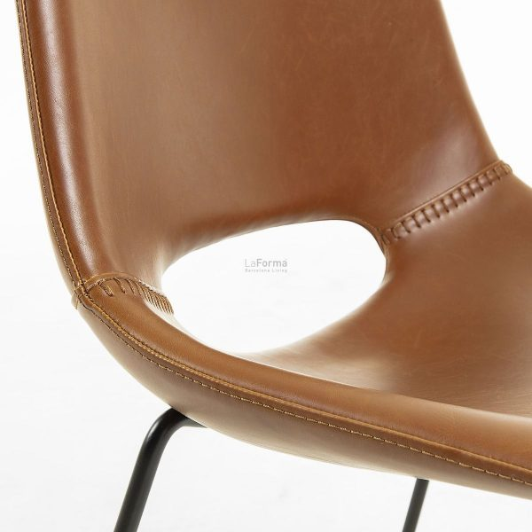 cc0826u10 3d 600x600 - Ziggy Dining Chair - Rust