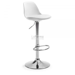 orla5 300x300 - Orlando Bar Stool - White