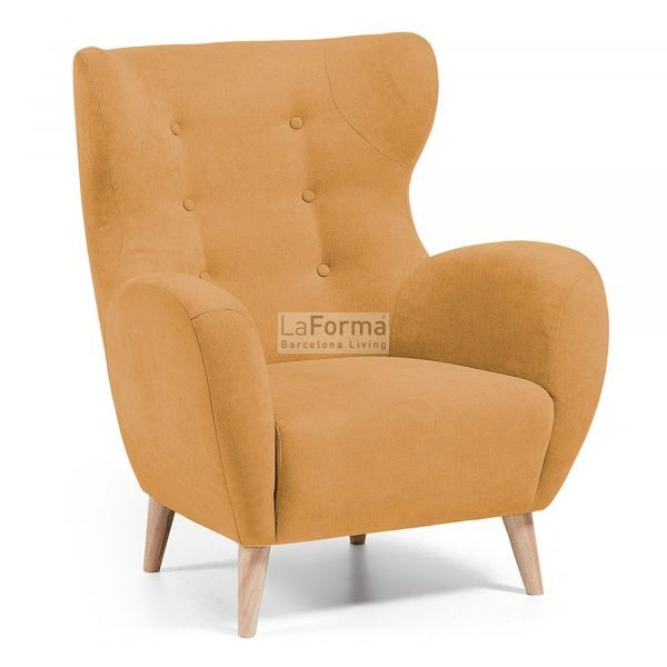 s291j81 3a 600x600 - Passo Chair - Mustard