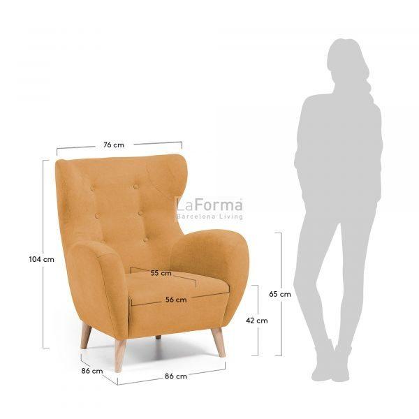 s291j81 3m 600x600 - Passo Chair - Mustard