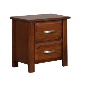 CLERMONT 1716 CBT Bedside Table 300x300 - Clermont 2 Drawer Bedside