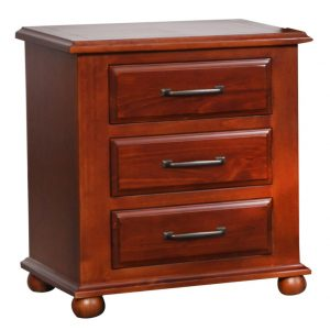 DERBY 1916 DBT Bedside Table 300x300 - Derby 3 Drawer Bedside