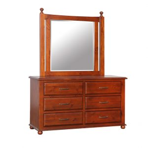 DERBY 1919 DDM DRESSER   MIRROR 300x300 - Derby Dressing Table