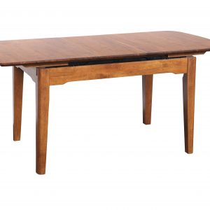 E11.14 Ascot Ext Table Open Teak 300x300 - Ascot 1300 Extension Dining Table - Teak