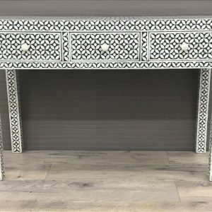 E323023 300x300 - Benson Inlay Console - Black & White