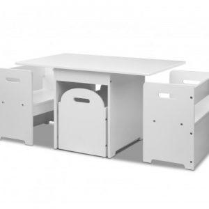 FUNKI RUDY WH 00 300x300 - Jarrad Kids & Table Chair Set - White