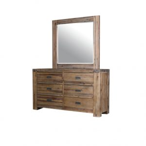 GOLDFIELD 2319 GDM Dresser   Mirror 300x300 - Goldfield Dressing Table