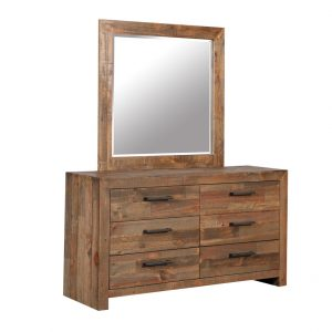 MELROSE 2619 MDM DRESSER MIRROR 300x300 - Melrose Dressing Table