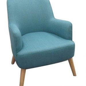 V 153 BLUE 300x300 - Deco Arm Chair - Aqua