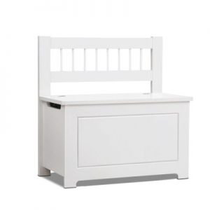 andi toy box 300x300 - Andi Kids Toy Box - White