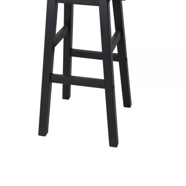 cohen3 600x600 - Cohen Bar Stool - Black