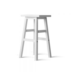 cohen9 300x300 - Cohen Bar Stool - White