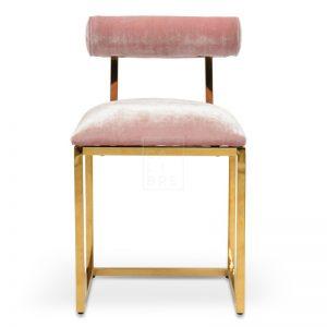 janz 300x300 - Janelle Dining Chair - Pink Velvet
